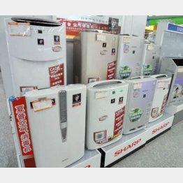 日本のメーカーも競争に悲鳴(C)日刊ゲンダイ