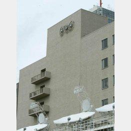 NHKを揺るがす事件の真相を追いかける(C)日刊ゲンダイ