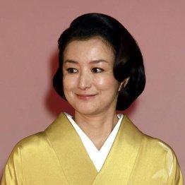 鈴木京香演じる北政所 史上最高アゲマン美女の複雑な女心