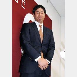 """野球賭博関与""""第四の男""""高木京介(C)日刊ゲンダイ"""