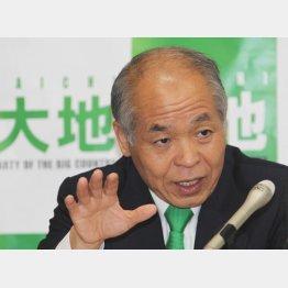 安倍政権批判の急先鋒が一変…(C)日刊ゲンダイ