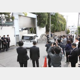 定例会を開いた6代目山口組(C)日刊ゲンダイ