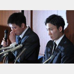 田児、桃田は成長戦略の犠牲者(C)日刊ゲンダイ