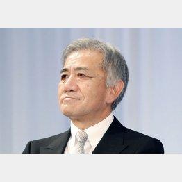 5月下旬の株主総会を乗り切れるか(井阪隆一氏)/(C)日刊ゲンダイ