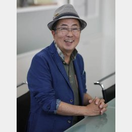兄弟の思い出を振り返った大和田獏(C)日刊ゲンダイ