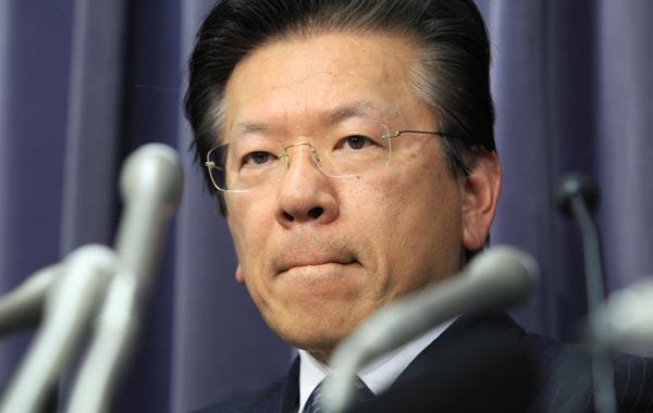相川社長は蚊帳の外だった!?(C)日刊ゲンダイ