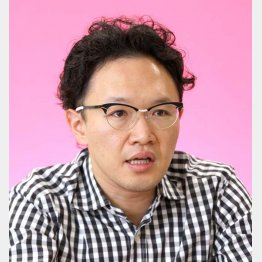 AV男優の森林原人さん(C)日刊ゲンダイ
