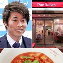 ロンブー淳もハマった!元イタリアンシェフが営むラーメン店「ドゥエイタリアン」