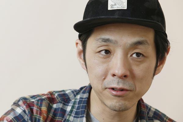 「警察に職質されるくらいがいい」と宮藤官九郎(C)日刊ゲンダイ