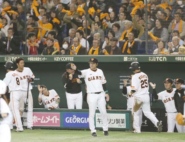 東京ドームには毎試合大観衆が…(C)日刊ゲンダイ