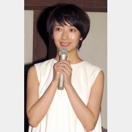 舞台「乳房」で内野聖陽の相手役(C)日刊ゲンダイ