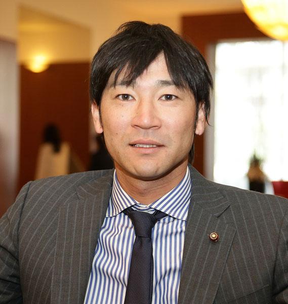 都築龍太さん(C)六川則夫