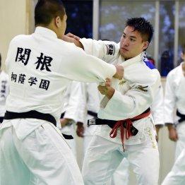 柔道界でもかなりのイケメン(C)フォート・キシモト