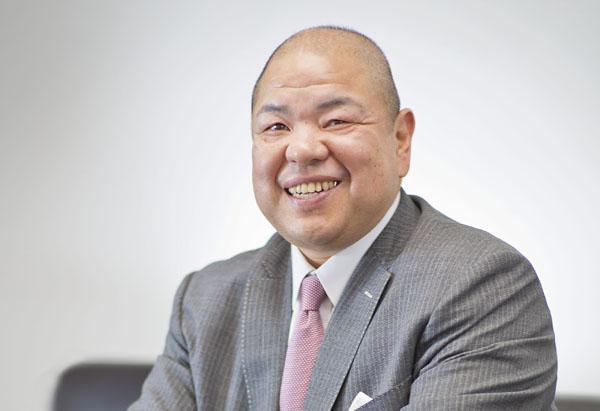 日本相撲協会の八角理事長(C)日刊ゲンダイ