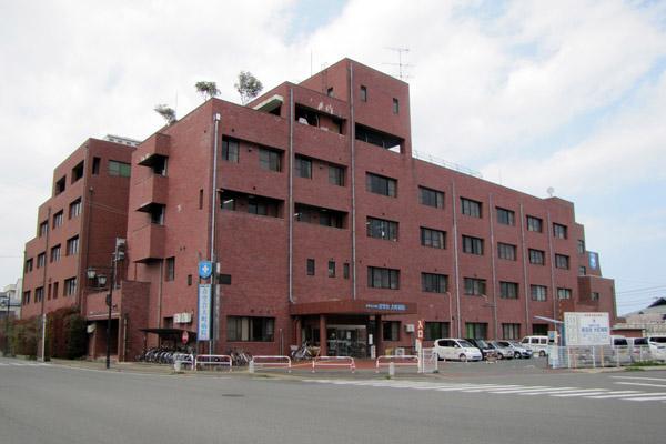 南相馬市の大町病院(同院提供)