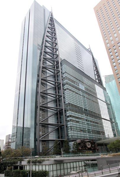 地上波で男子ゴルフ中継が決まっている日テレ(C)日刊ゲンダイ