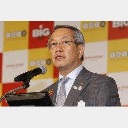 河野一郎前理事長はたった22万円の給与を返納しただけ(C)日刊ゲンダイ