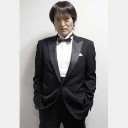 ドラマ「新・ミナミの帝王」で主演を務める(C)日刊ゲンダイ