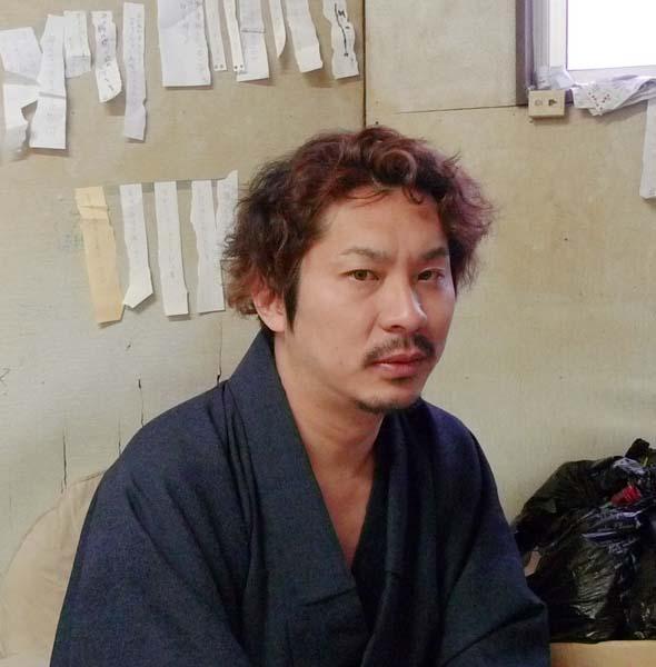 「砂の城」の主で俳人の北大路翼氏(C)日刊ゲンダイ