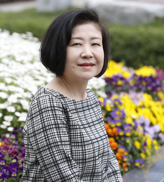作家の山口恵以子さん(C)日刊ゲンダイ