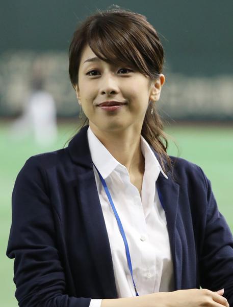 有働アナへの嫉妬心を告白(C)日刊ゲンダイ