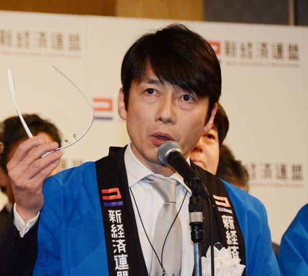 GMOインターネットの熊谷社長(C)日刊ゲンダイ
