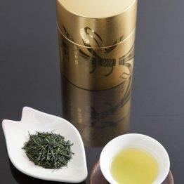 """【玉露】茶師十段が作り出す高級茶には""""旬""""がない?"""
