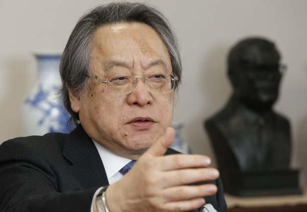「既存の政治家とは一線を画す」と小林節氏(C)日刊ゲンダイ