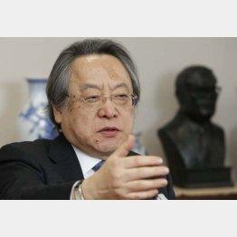 「既存の政治家とは一線を画す」と小林節氏
