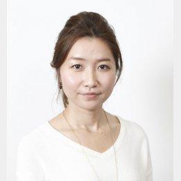 サイバードのミキさん(C)日刊ゲンダイ