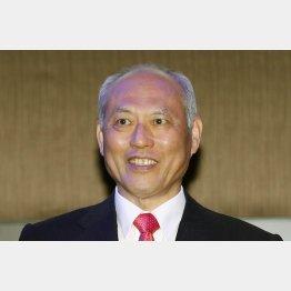 舛添知事の発言で都庁はテンヤワンヤ(C)日刊ゲンダイ