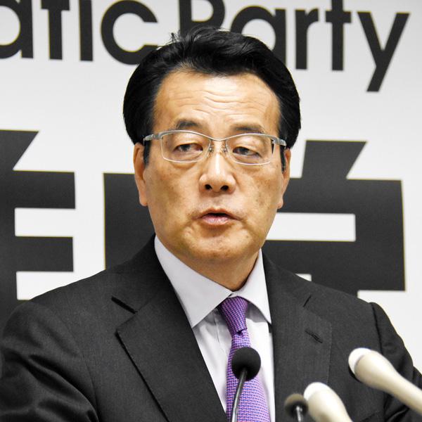 本気にならない(民進党・岡田代表)/(C)日刊ゲンダイ