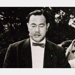 「すべて自分の力でやるしかない」という気持ちを常に持っていた角栄氏(C)日刊ゲンダイ