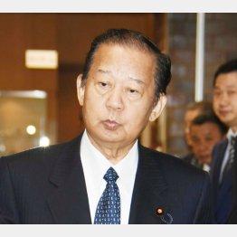 二階俊博総務会長は長男応援に必死(C)日刊ゲンダイ