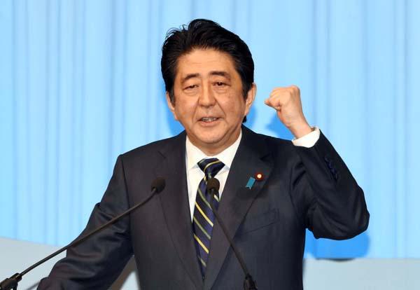 安倍首相の発想は時代錯誤(C)日刊ゲンダイ