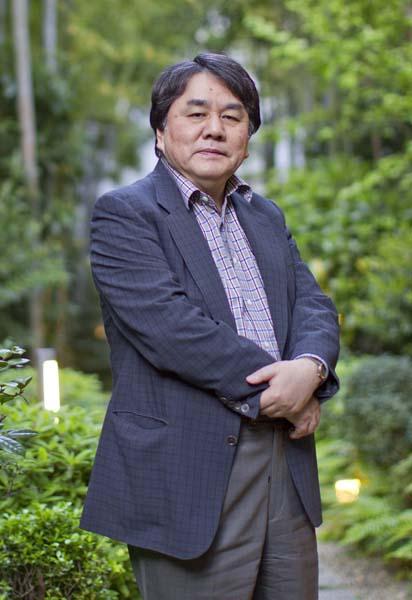 「国民の声が大きくなれば、世の中は変わるはず」と赤川次郎氏(C)日刊ゲンダイ