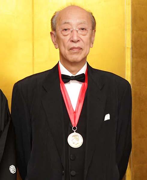 10年にはジョン・F・ケネディー・センター芸術金賞を受賞した(C)日刊ゲンダイ
