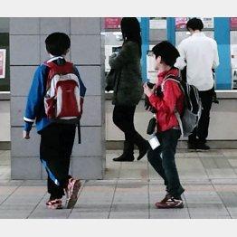 教育も電子化(写真はイメージ)/(C)日刊ゲンダイ