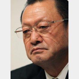 舛添都知事元側近の矢野哲朗氏(C)日刊ゲンダイ