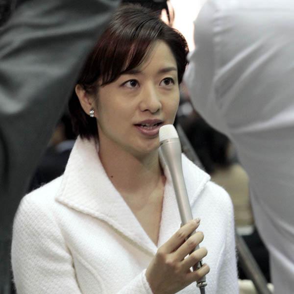 膳場アナの現場リポートに期待(C)日刊ゲンダイ