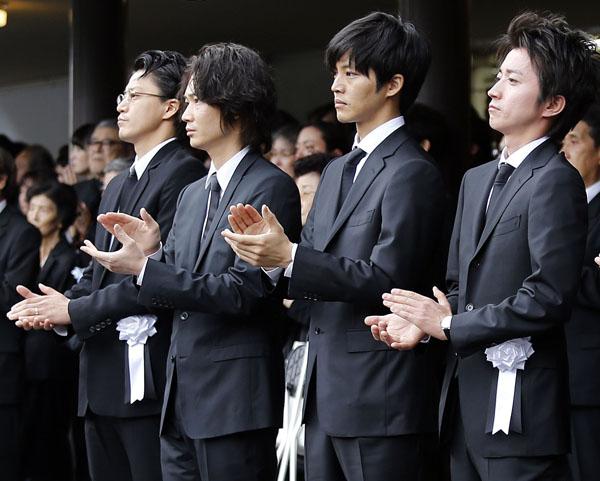 左から小栗旬、綾野剛、松坂桃李、藤原竜也(C)日刊ゲンダイ