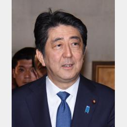 「宿命の子」気取り(C)日刊ゲンダイ