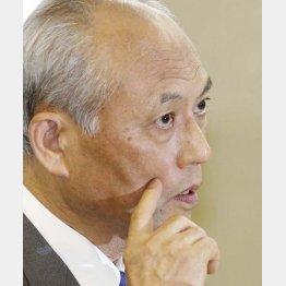 辞任必至の舛添都知事(C)日刊ゲンダイ