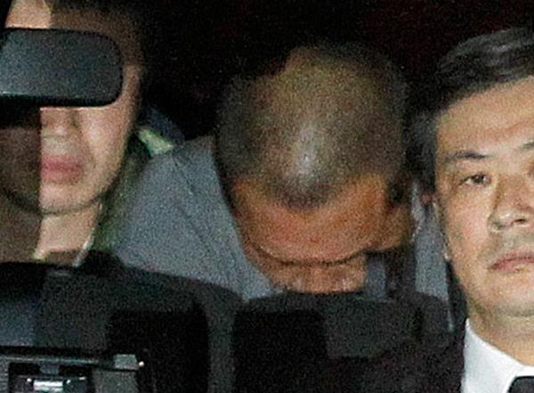 3カ月半前の逮捕が再び…(C)日刊ゲンダイ