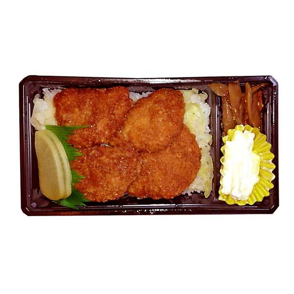 明治亭 駒ケ根ソースかつ丼(提供写真)