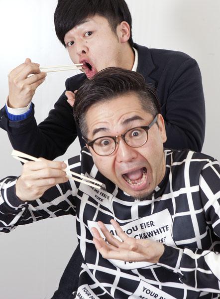 ヴェートーベンの青井貴治(後ろは久保隆)/(C)日刊ゲンダイ