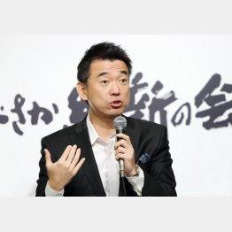 生みの親なのに(C)日刊ゲンダイ