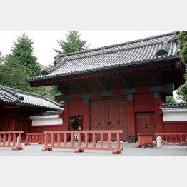 赤門の名折れ…(C)日刊ゲンダイ