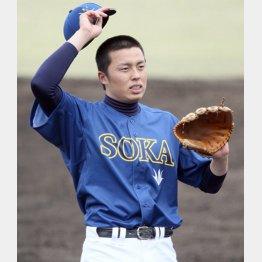 田中の右肩関節炎でプロは他の投手に目を向け始めたが(C)日刊ゲンダイ