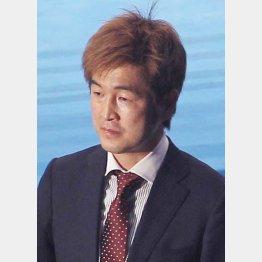 飯田と死闘を演じた井岡弘樹(C)日刊ゲンダイ